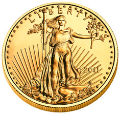 Gold Eagle - Liberty