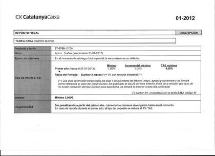 Dep sito en cx catalunya caixa 4 4 rankia for Cx catalunya caixa oficinas