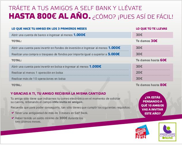 Plan Amigo SelfBank