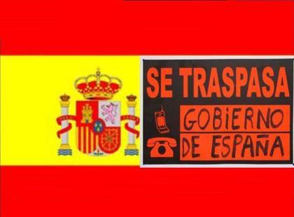 España, Gobierno Vendido.