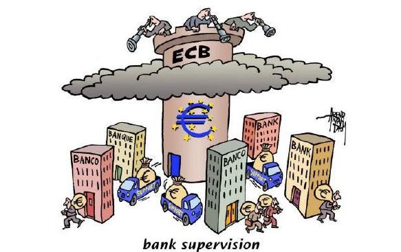 Supervisión BCE