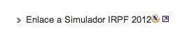 Simulador irpf 2012 foro