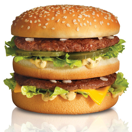 Big mac index foro