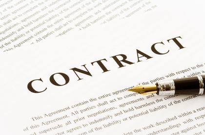 Cambio condiciones contractuales foro