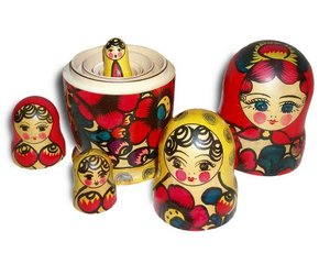 Matrioshka col