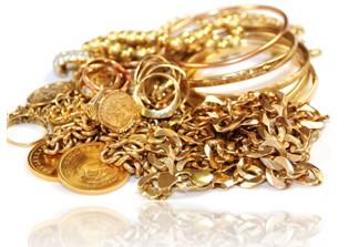 Joyas y monedas