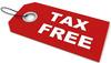 Tax free thumb