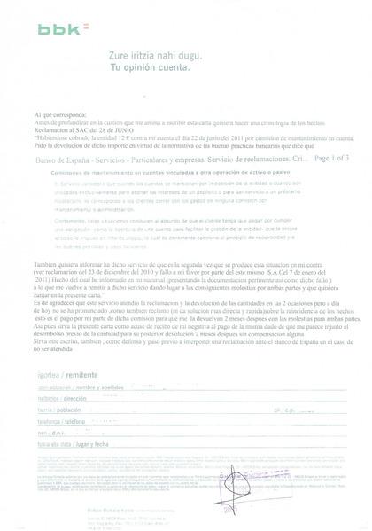 Recopilatorio de reclamaciones y sus soluciones 8 14 for Reclamacion hipoteca suelo