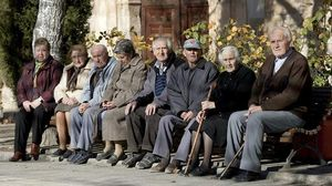 Pensionistas col