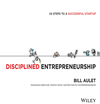 Disciplined entrepreneurship. 24 steps to a successful startup_thumb