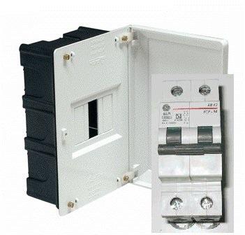 Interruptor de control de la potencia icp rankia - Interruptor general automatico ...