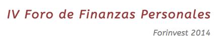 Rankia, IV Foro de Finanzas Personales (FORINVEST 2014)