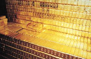 Cuando oro hay en el mundo col