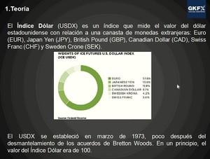 Dolar index col