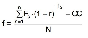 Formula factor conversion futuros bono 10 a%c3%b1os espa%c3%b1a col
