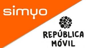 República móvil vs Simyo