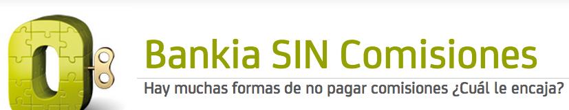 C mo tener transferencias gratuitas en la caixa bbva for Bankia oficina de internet