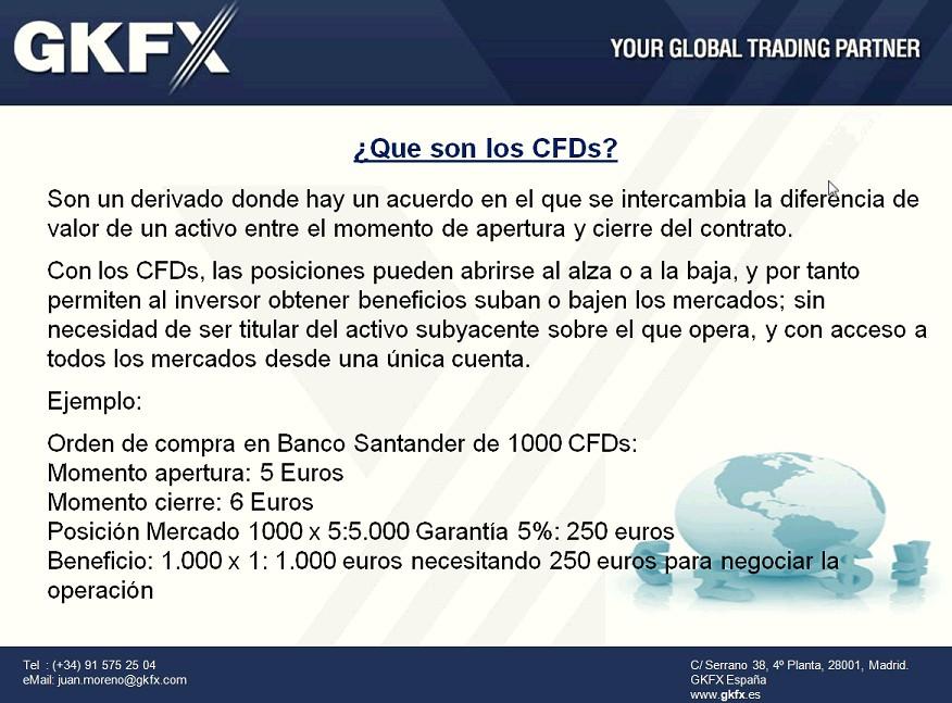 Introducción a los CFDs