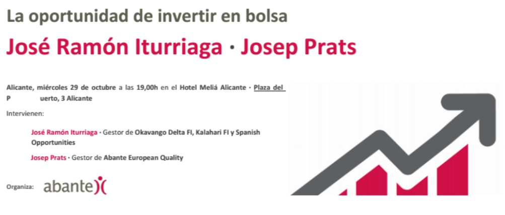 evento Abante Alicante