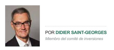 Carmignac. Didier Saint-Georges