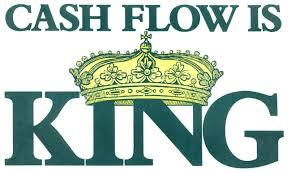 Cash flow is king col