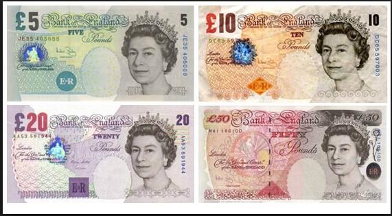 Libra esterlina (GBP)