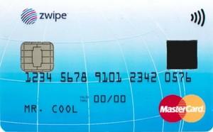 Zwipe mastercard col
