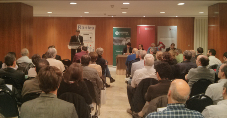 Evento Rankia en Madrid con MFS, Carmignac y Pictet