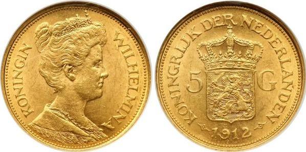 oro Holanda