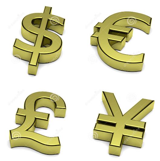El dólar retrocede ante el euro y otras divisas importantes