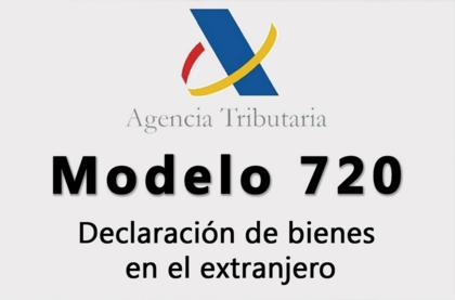 Forex modelo 720