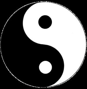 Yin yang col