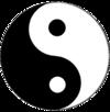 Yin yang thumb
