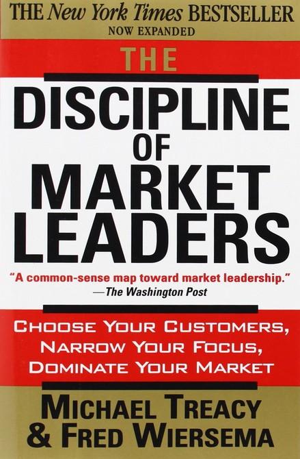 Disciplina de los líderes de mercado