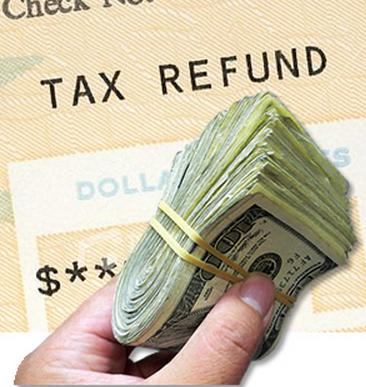 tax refund devolution de impuestos