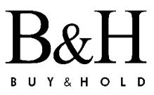 Buy hold foro