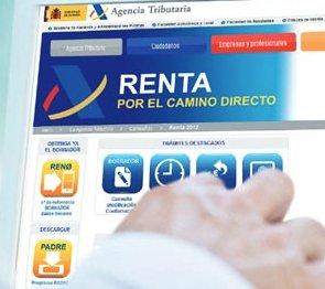 campaña inicio declaración de la renta 2014