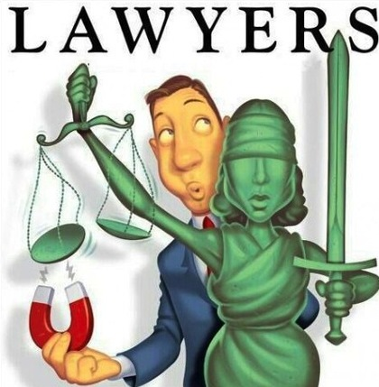 Manipulando la ley foro