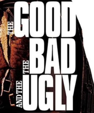 El bueno el feo y el malo foro