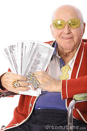 Pimping grandpa vertical 4011838 col