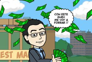 Agente financiero col