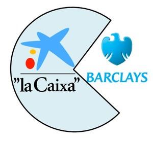 La caixa absorbe barclays caixabank cuenta depositos clientes col