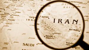 Iran mapa col