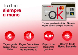 Tarjetas openbank tarjetas de credito visa open col