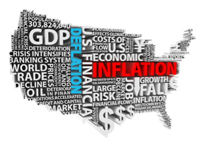Inflation deflation trends col
