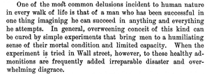 Delusions about wall street by henry  clews  1887 col
