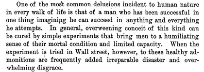Delusions about wall street by henry  clews  1887 foro
