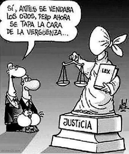 La arbitrariedad judicial en algunos juzgados foro