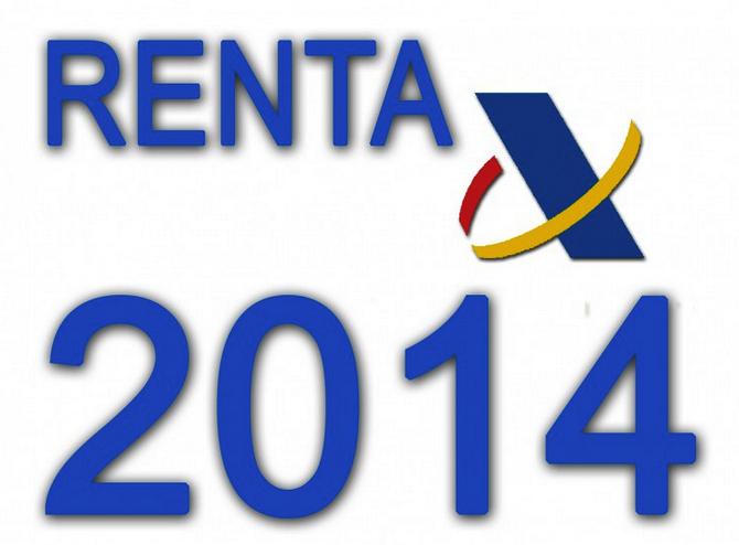 estado declaración de la renta 2014