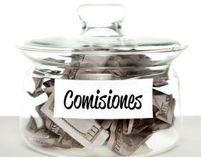 Tipos de comisiones de los bancos col